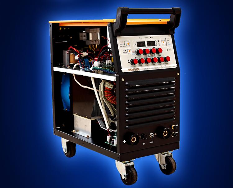 焊接 弧焊设备 氩弧焊机 沪工igbt逆变式脉冲直流氩弧焊,wsm-315e,氩