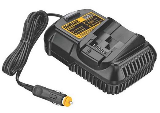 8-18v锂电池充电器 车载通用型,dcb119