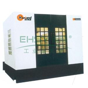 汉川镗床tk6411主轴结构图纸