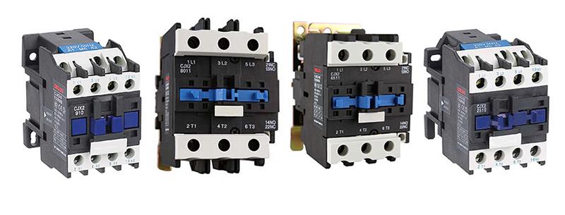 德力西 交流线圈接触器,cjx2-9511 380v,cjx29511q
