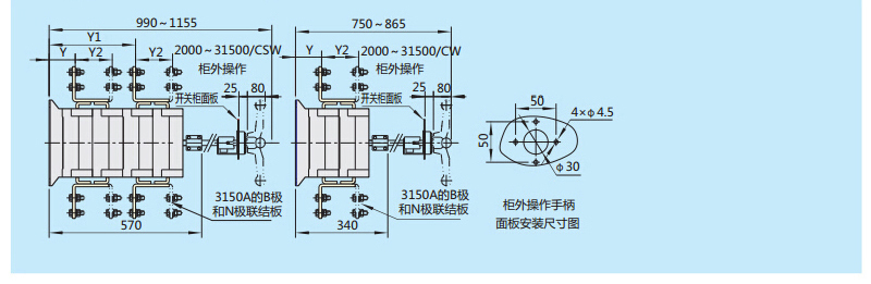 低压 负荷隔离开关 隔离开关 正泰nh40隔离开关,nh40-100/3 100a 柜内