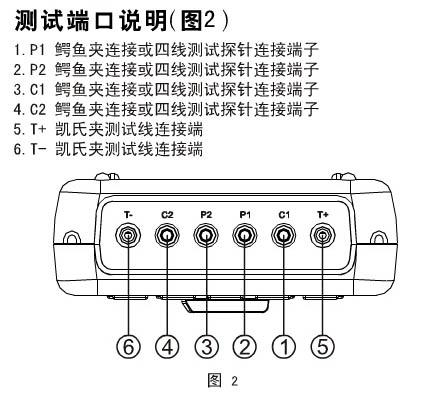 电子测量仪器 毫欧表/微欧计 优利德/uni-t ut620b直流低压电阻测试仪